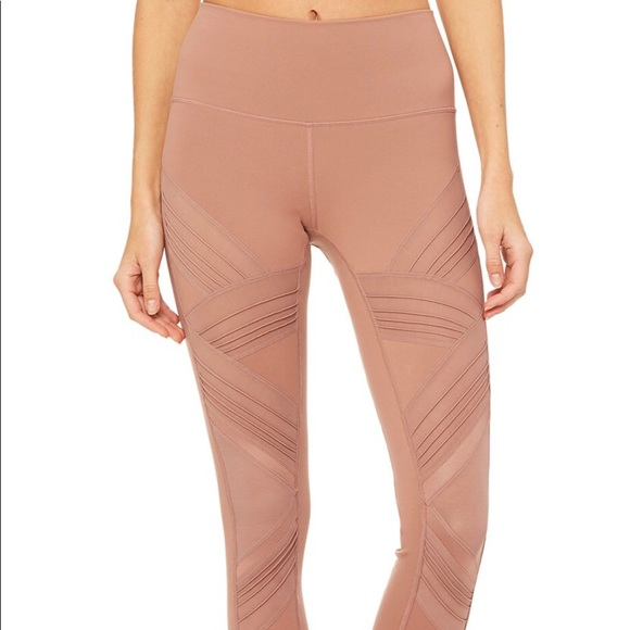 0a37d8e40a ALO Yoga Pants | Highwaist Ultimate Legging Rosewater | Poshmark